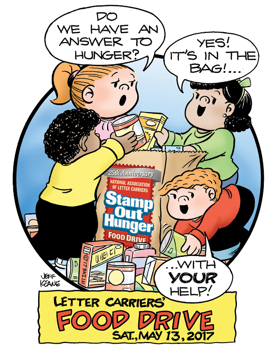 Help The Nalc Stamp Out Hunger On May 13 Apwu