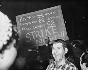 """The Strike that Couldn't Happen"""